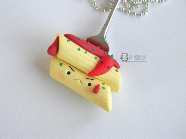 Collana Arrabbiata PastAllegra