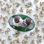cake topper bomboniere signore degli anelli matrimonio, nerd, personalizzato in fimo