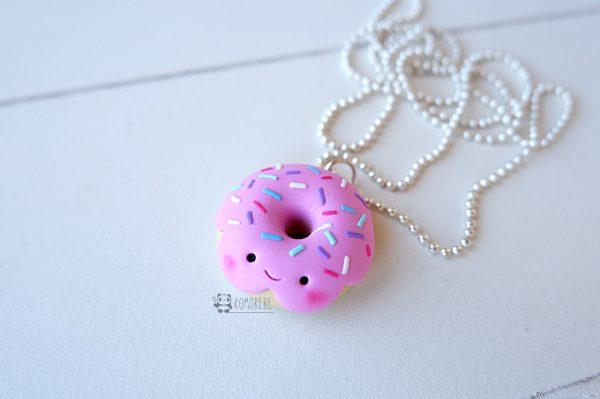 Collana Donut Kawaii