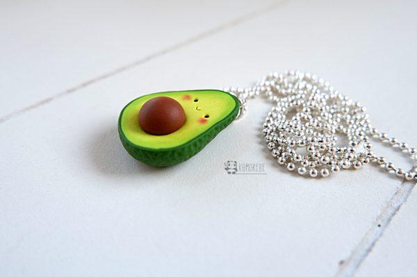 Collana Avocado