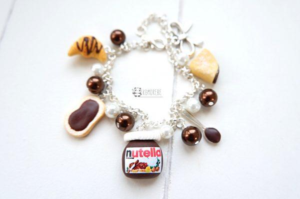 Bracciale Nutella