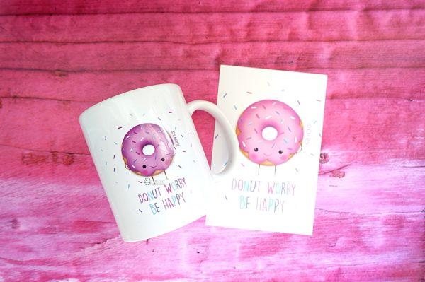 Mug Donut