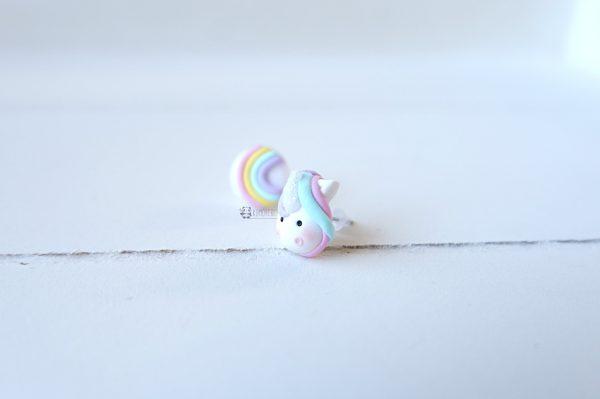 Orecchini Unicorno