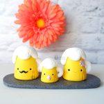 cake topper personalizzato originale in fimo fatto a mano artigianale - idee matrimonio a tema, nozze - sposi sposo - statuine torta