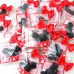Bomboniere originali topolino bambini babyshower - nascita - battesimo - primo secondo compleanno, personalizzate in fimo