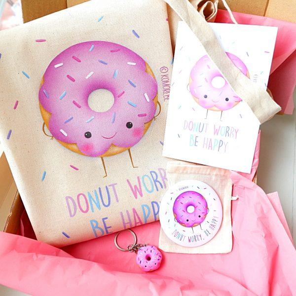 Box Donut