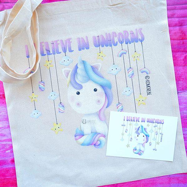 Shopper Unicorno