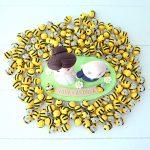 cake topper elegante originale personalizzato in fimo fatto a mano artigianale - idee matrimonio a tema, nozze - sposi sposo sposa - api, miele - statuine torta