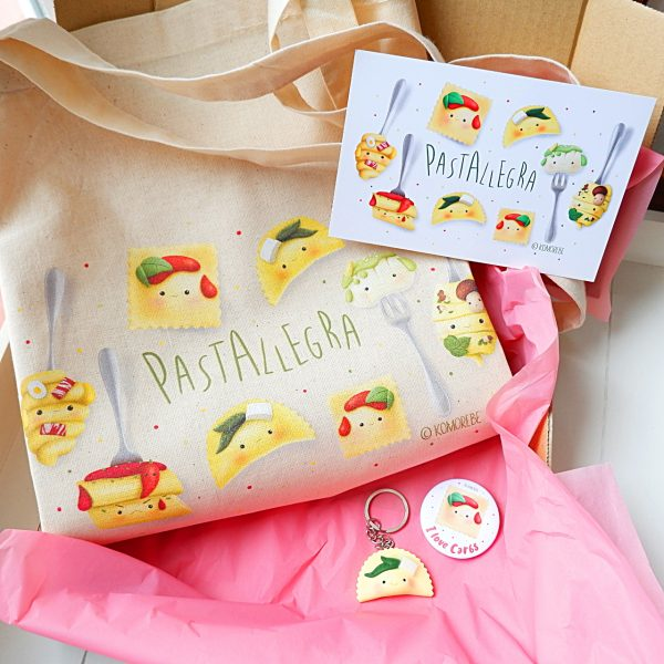 Box PastAllegra