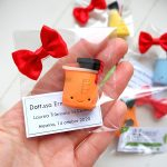 Bomboniere fatte a mano artigianali, vetreria laboratorio, kawaii, personalizzate in fimo, laurea farmacia ctf medicina chimica tecnico farmaceutico