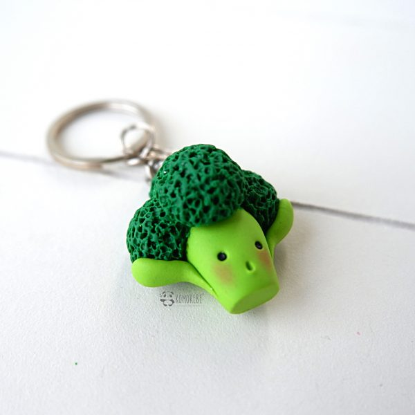 Portachiavi Broccolo